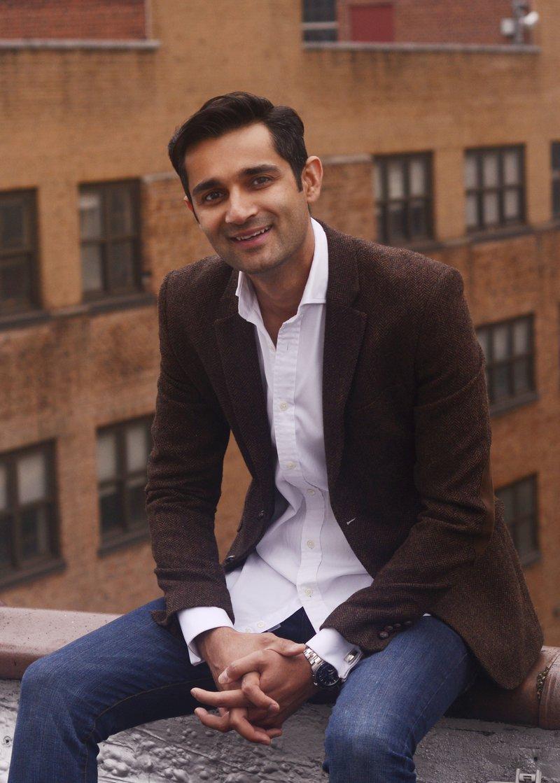 Muhammed Baqer - der Eventmanager. Foto: privat.