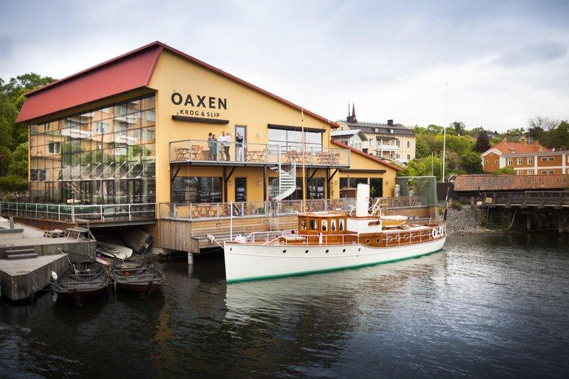 Oaxen Krog & Slip, Stockholm