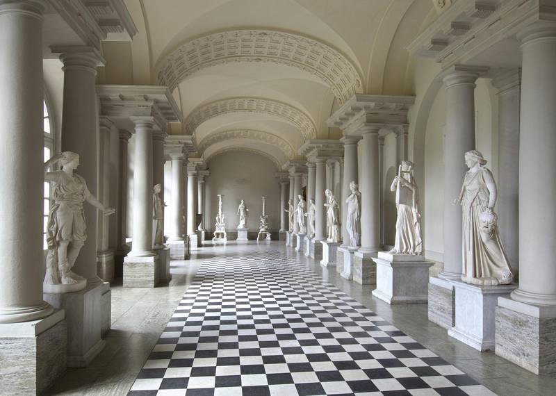 Gustav III's Museum of Antiquities, Stockholm