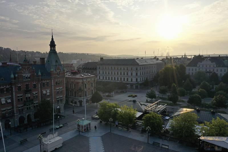 View of Sundsvall