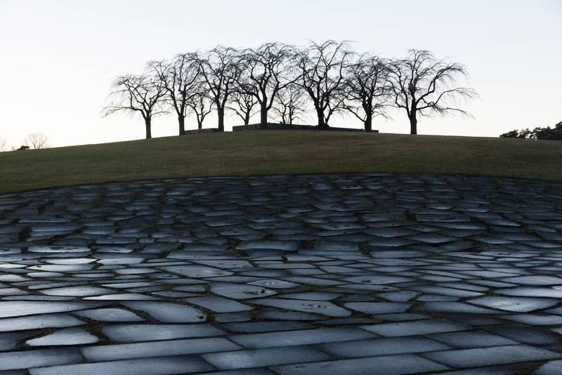 Der Waldfriedhof