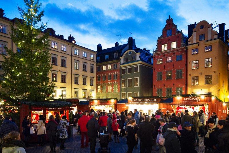Julemarked i Gamla stan, Stockholm