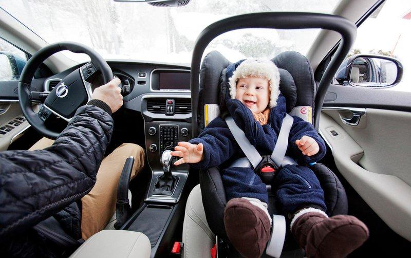 ceinture de sécurité à trois points