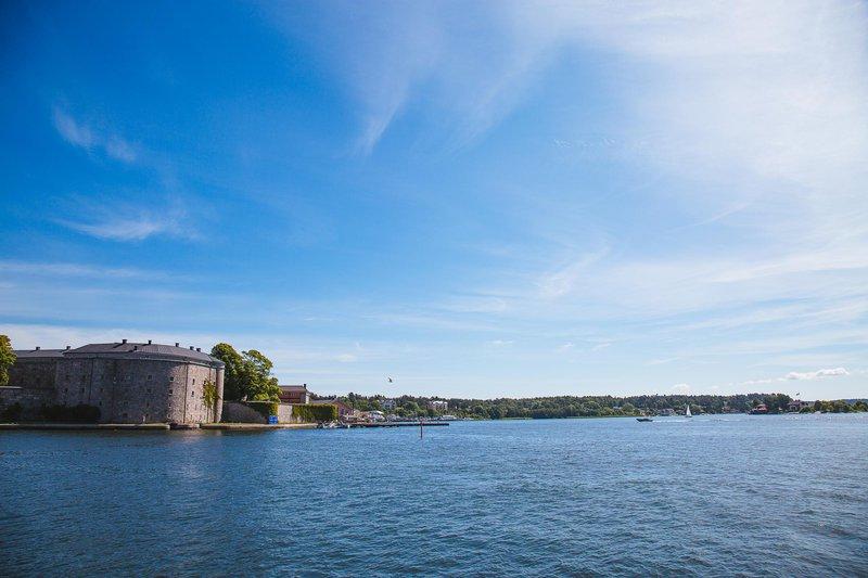 Vaxholm Fortress, Stockholm
