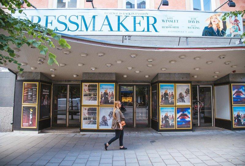 Cinéma àStockholm