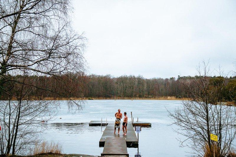 Saunas à Hellasgården, Stockholm